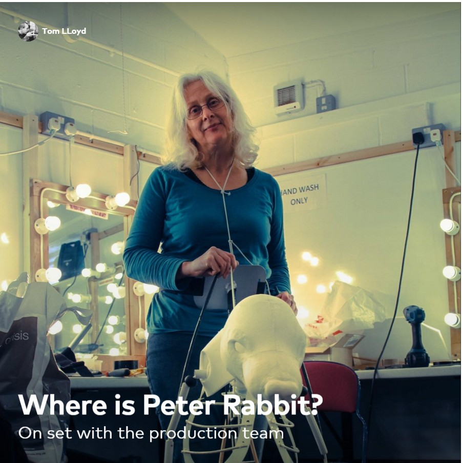Where is Peter Rabbit blog 1