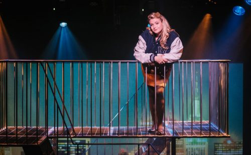"""⭐️⭐️⭐️⭐️⭐️ """"A stunning production. Katie Birtill had the audience spellbound!"""" Theatre Reviews"""
