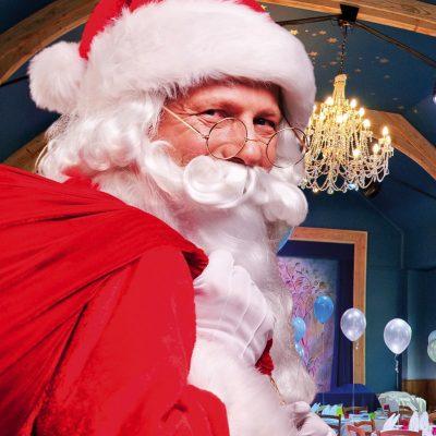 Father Christmas Tea Parties