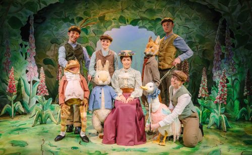 Following its brilliant run in the West End, Where is Peter Rabbit? is back this summer and we can't wait!